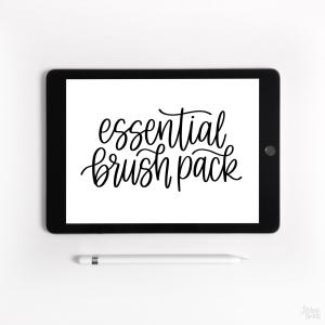 Essential_Brush_Pack