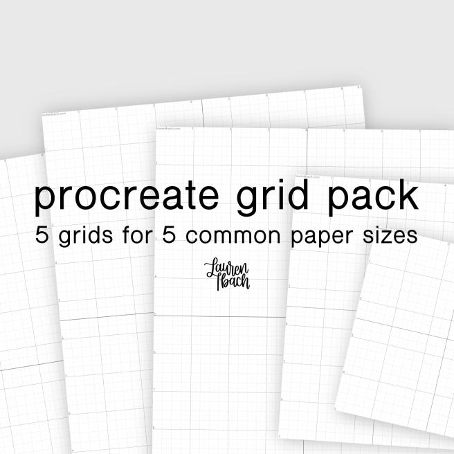 Procreate_Grids_Square-01