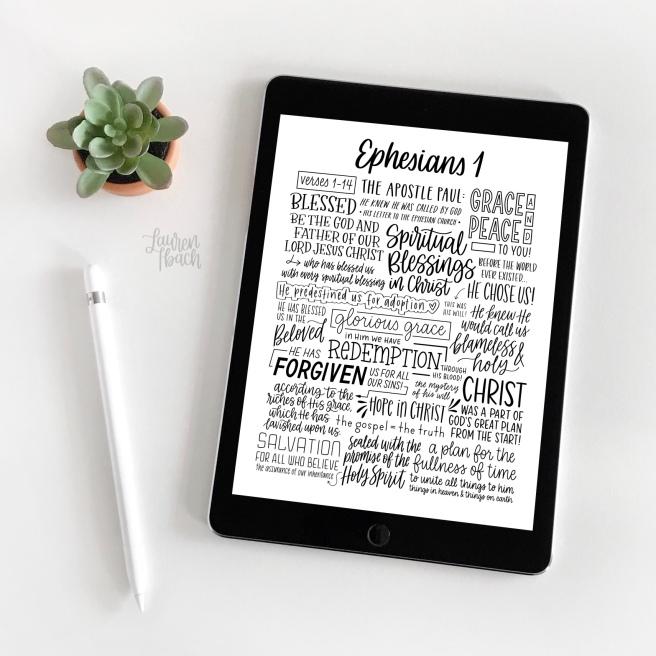 Ephesians_1.1_iPad_Photo